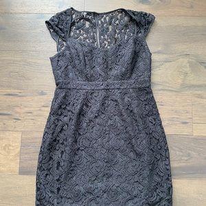J. Crew Lace Formal Dress